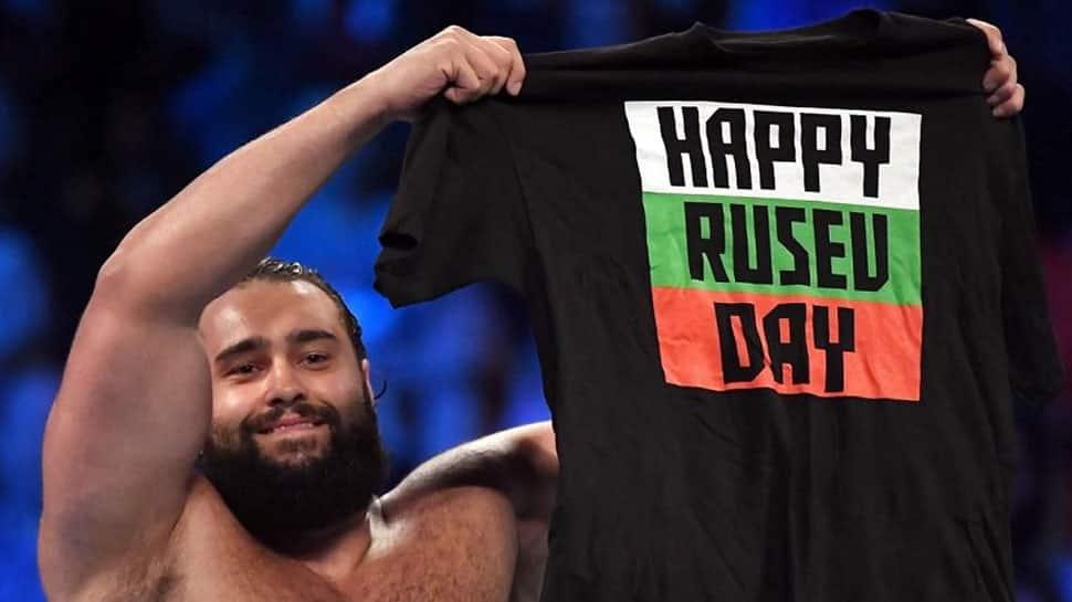 WWE SmackDown Live superstar Rusev named most underrated wrestler of 2017