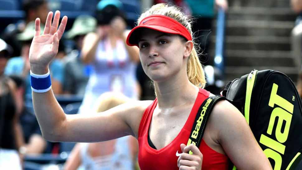 Eugenie Bouchard passes first test in Miami qualifying