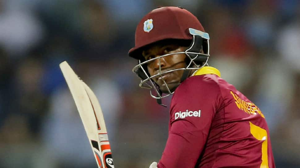 ICC World Cup Qualifiers: West Indies batsman Marlon Samuels reprimanded for code-of-conduct breach