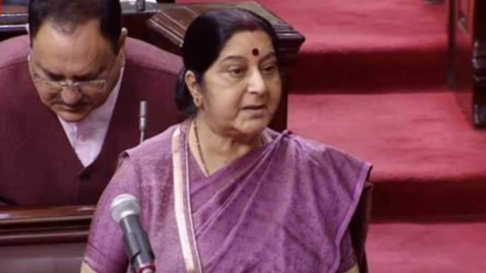 39 Indians missing in Iraq's Mosul since 2014 are dead: Sushma Swaraj