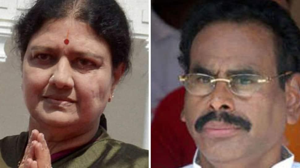 Sasikala seeks 15-day parole to attend husband Natarajan's funeral