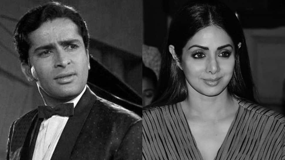Sridevi, Shashi Kapoor to be honoured at New York Indian Film Festival