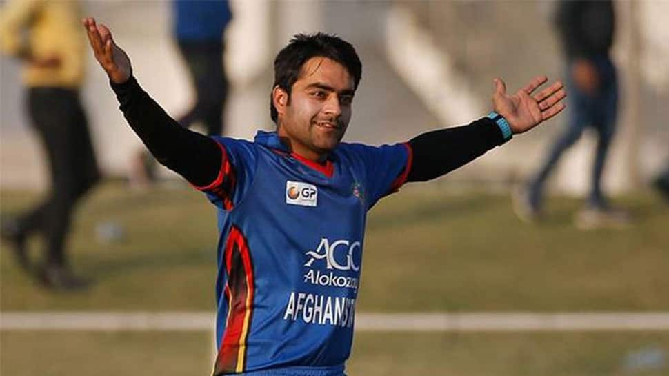 Rashid Khan spins Afghanistan to ICC World Cup qualifier victory over UAE