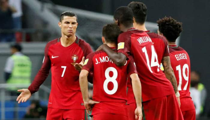 We should always believe we are the best, insists Cristiano Ronaldo