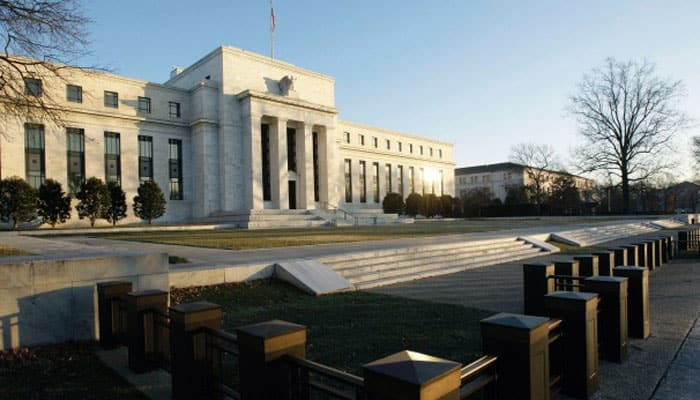 Federal Reserve set to raise rates as Powell era begins
