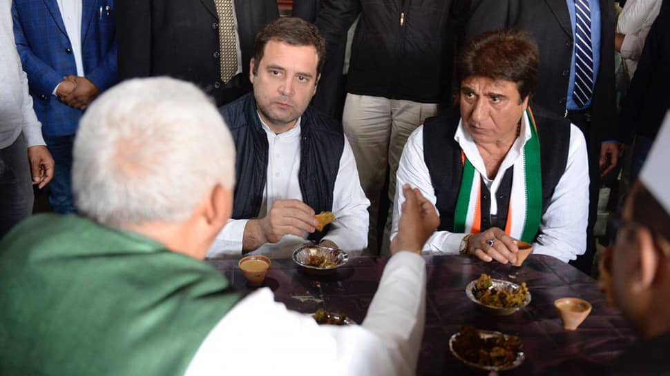 New arrangements being worked out: Raj Babbar on resignation as Congress UP chief