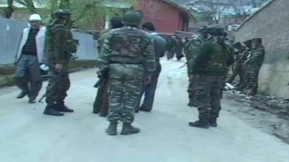 Fresh firing erupts between security forces, terrorists in J&K's Kupwara, policeman injured