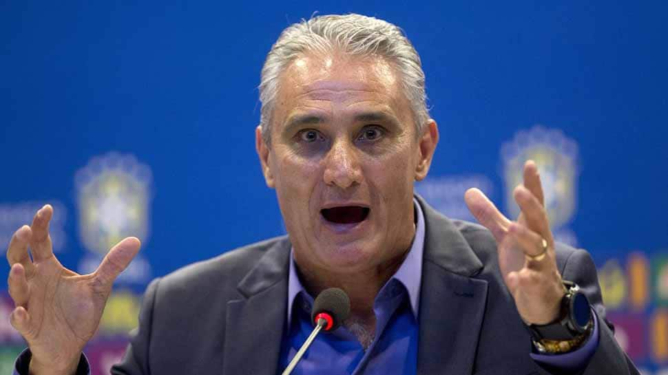 Brazil football coach Tite looks for rhythm in last friendlies