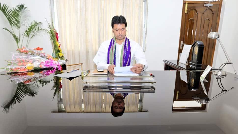 India to fortify vigil along Bangladesh borders: Tripura CM