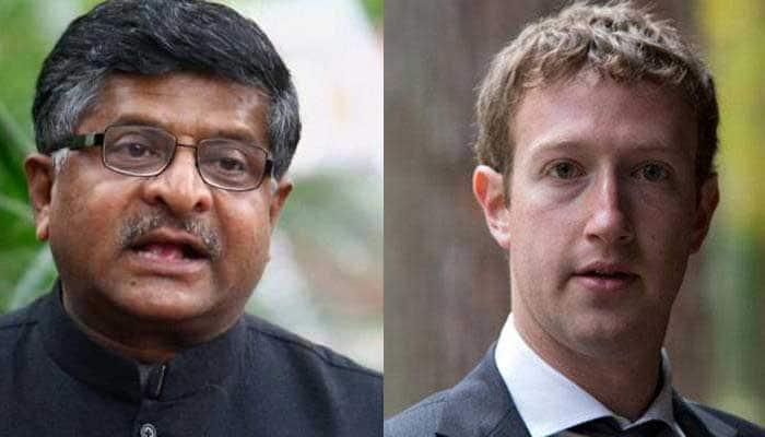 India warns Facebook over data theft, says Mark Zuckerberg will be summoned if needed