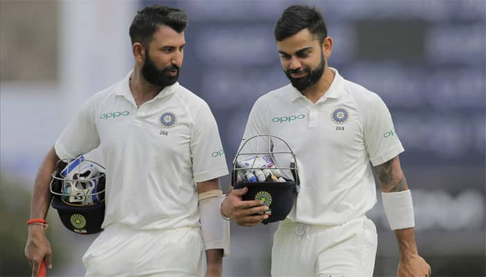 Cheteshwar Pujara is as important as Virat Kohli in Tests, says Sourav Ganguly