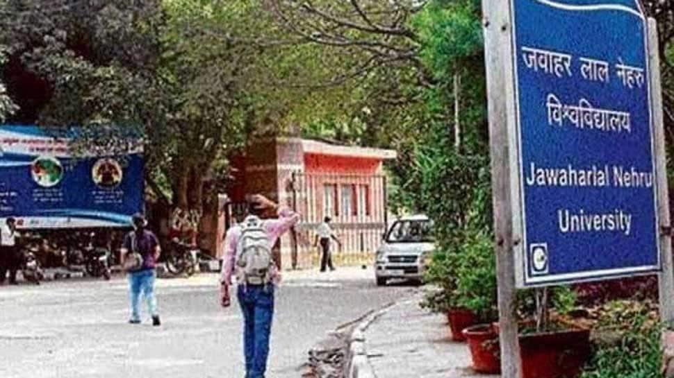 Amid protest, JNU admin appeal agitators to restore normalcy on campus