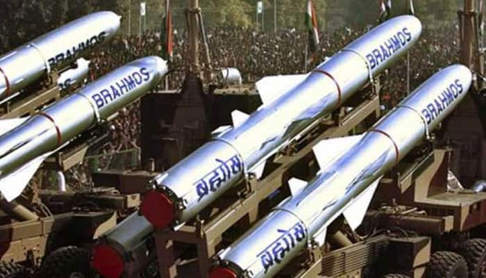 Supersonic cruise missile BrahMos successfully flight-tested from Pokhran