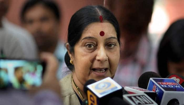Congress to push privilege notice against Sushma Swaraj for 'misleading' nation on Indians killed in Iraq