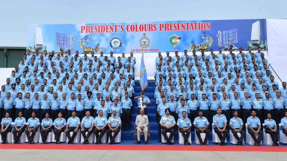 Will defend borders with full might: President Ram Nath Kovind