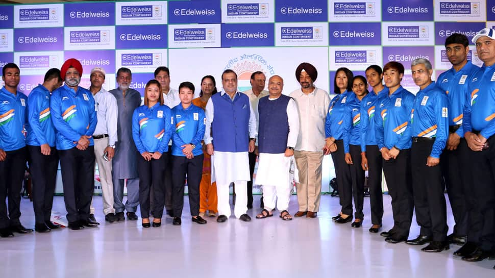 Sports Minister assures IOA of clearing 'extra officials' in CWG contingent