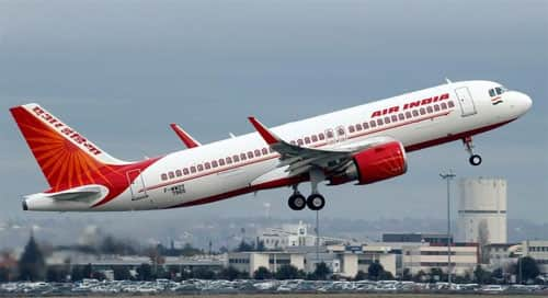 Air India makes history by flying to Israel via Saudi airspace