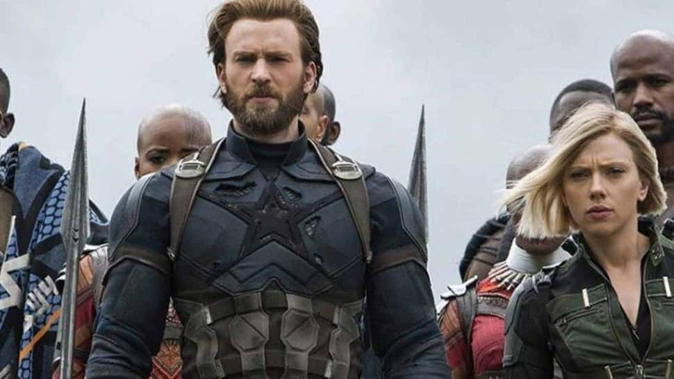 Chris Evans may retire as Captain America from 'Avengers'