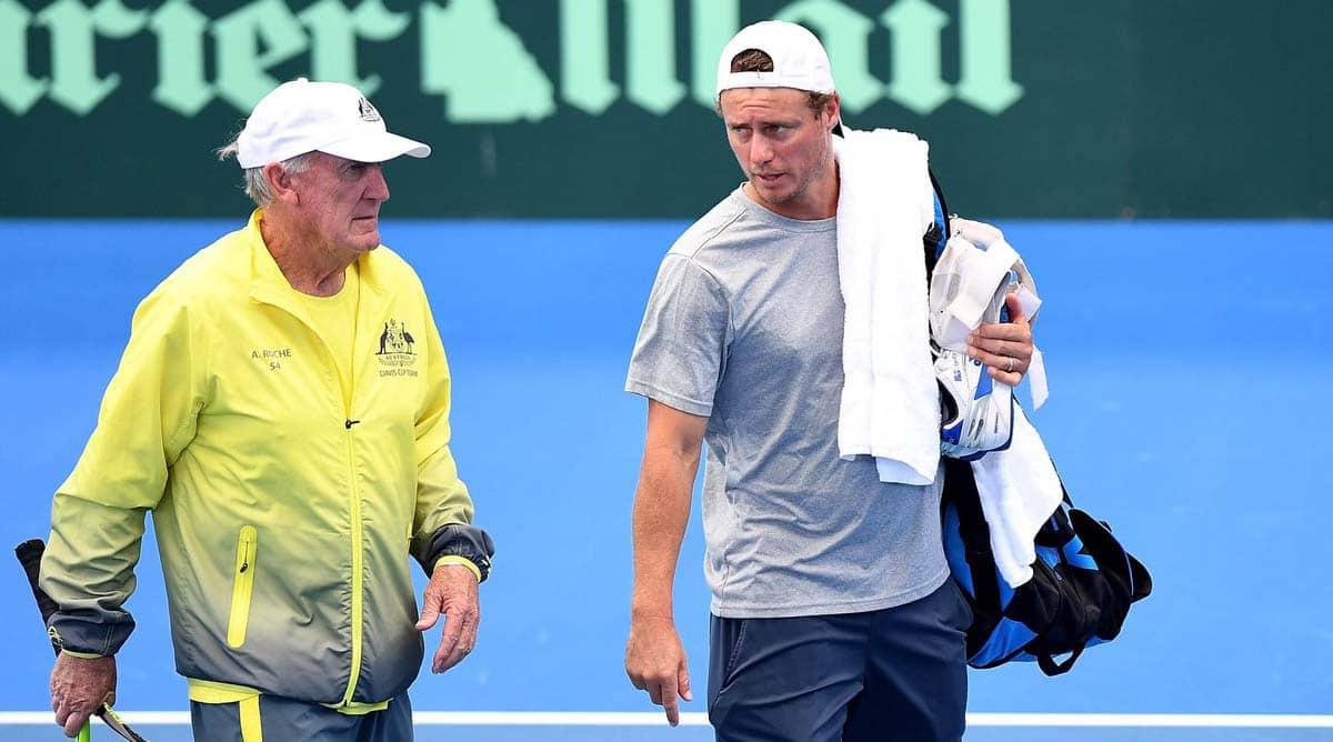 Lleyton Hewitt slams Davis Cup shake-up as a 'money grab'