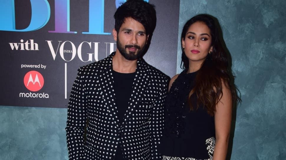 Mira Rajput has a 'secret crush' on a B-Town actor, reveals Shahid Kapoor