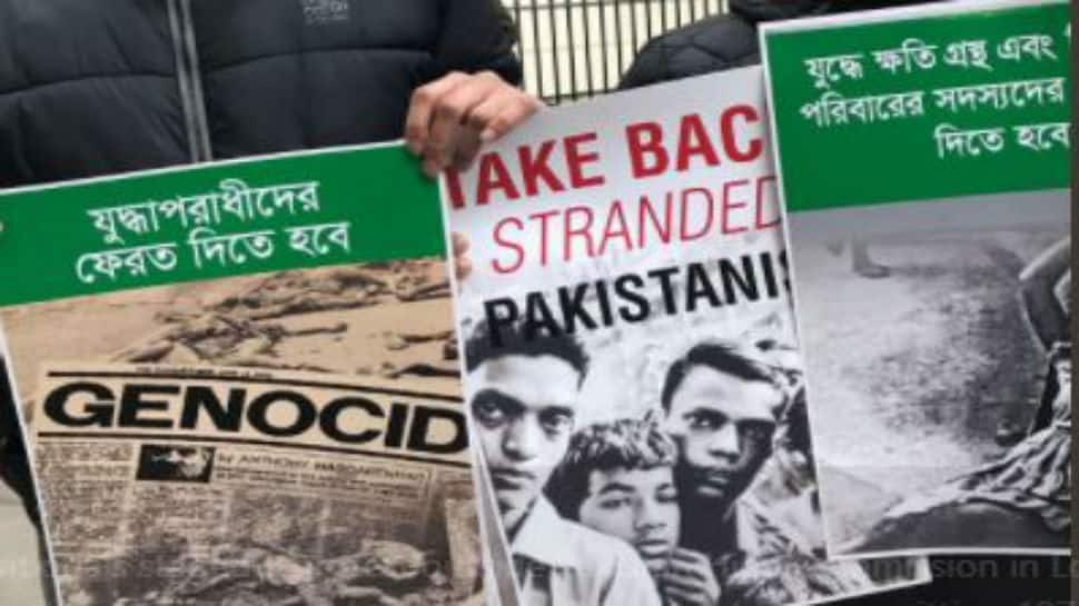 Bangladeshis in UK demand apology from Pakistan for 1971 genocide