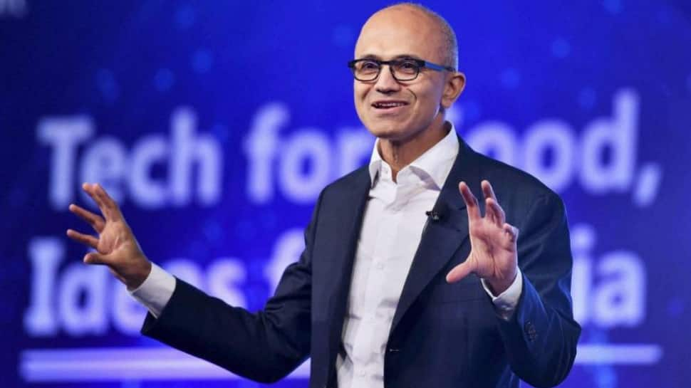 Good to see Incredible India's success story in tech evolution, says Satya Nadella