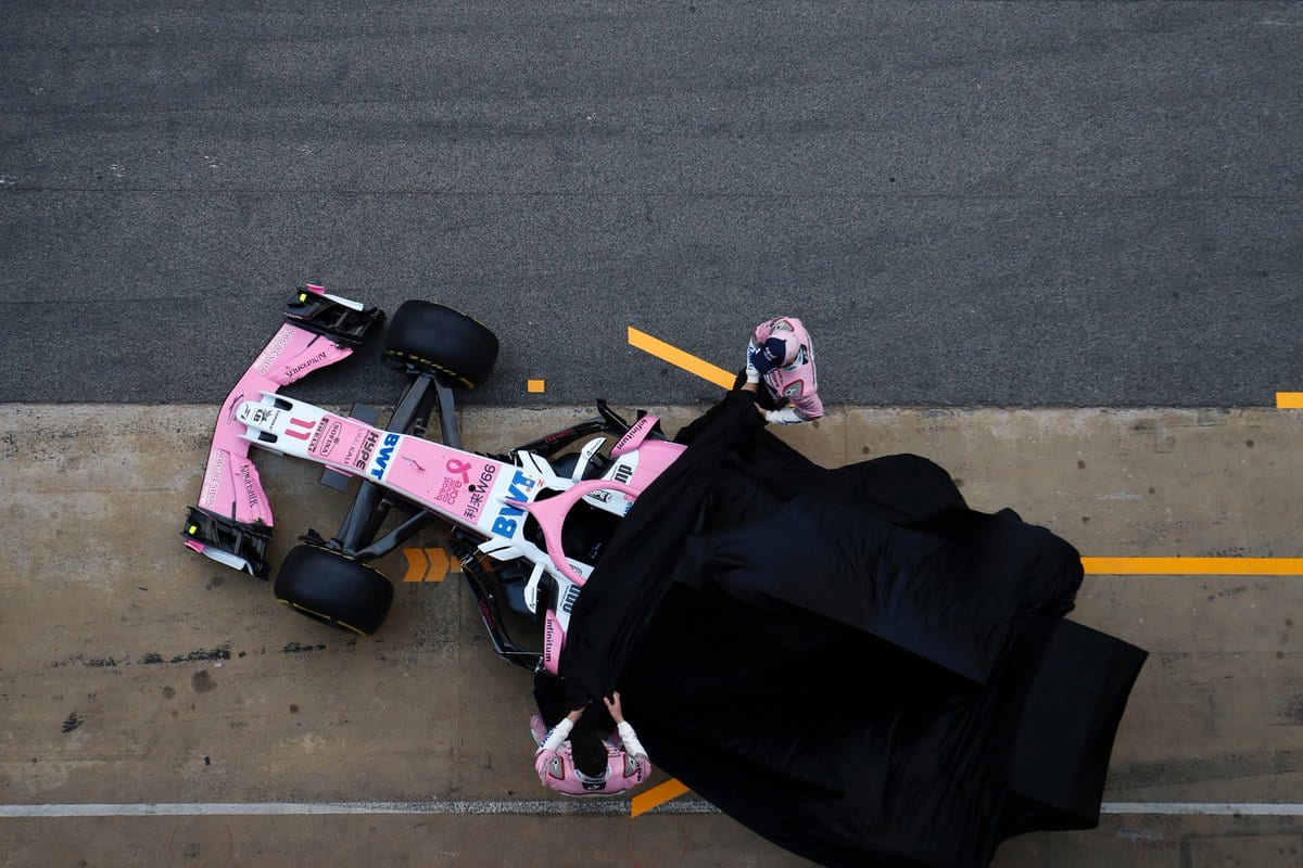 Force India F1 team rule out name change this year