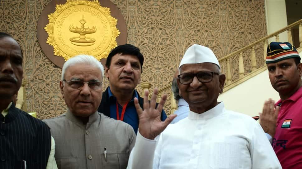 Wrote 43 letters to Narendra Modi government, didn't get even a single reply: Anna Hazare