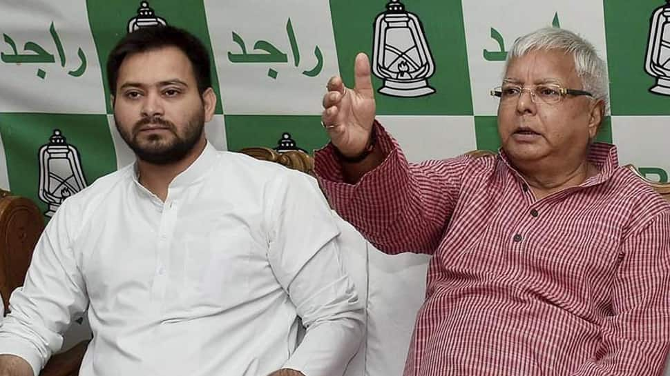 Threat to Lalu Prasad's life, BJP conspiring against him, alleges son Tejashwi Yadav