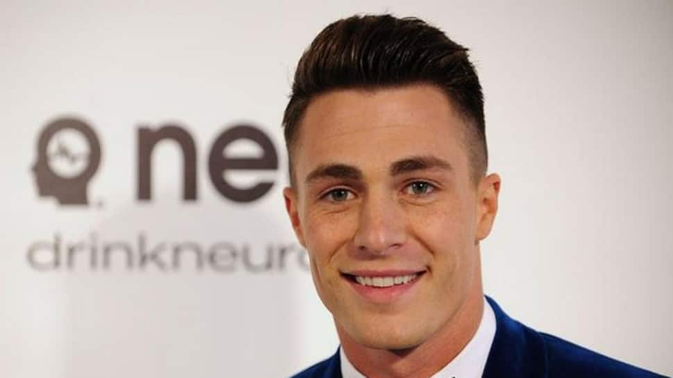 Colton Haynes pays an emotional tribute to his mother