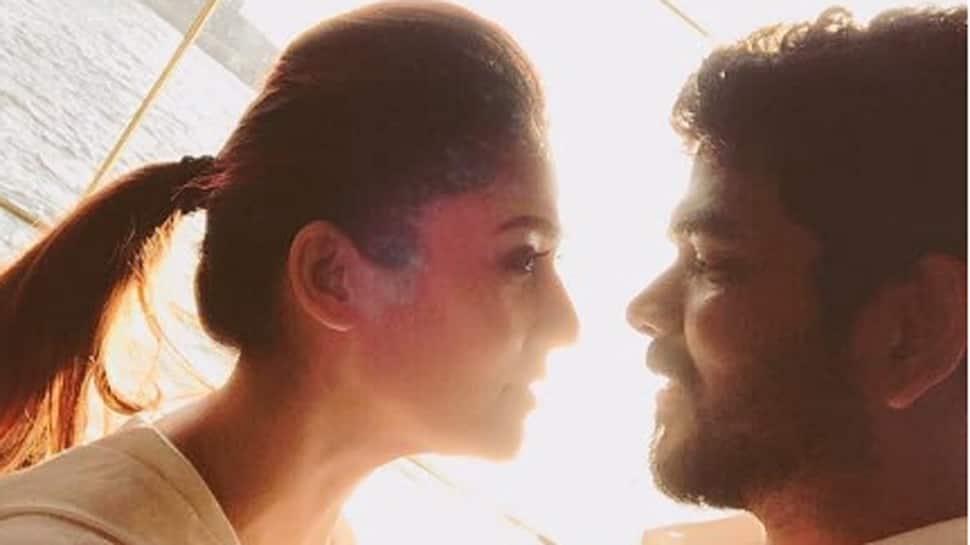 Nayanthara admits relationship with Vignesh Shivan, calls him 'fiance'