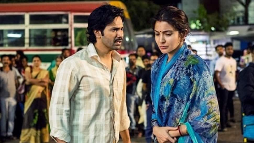 Sui Dhaaga: Varun Dhawan, Anushka Sharma captured shooting on Bhopal streets