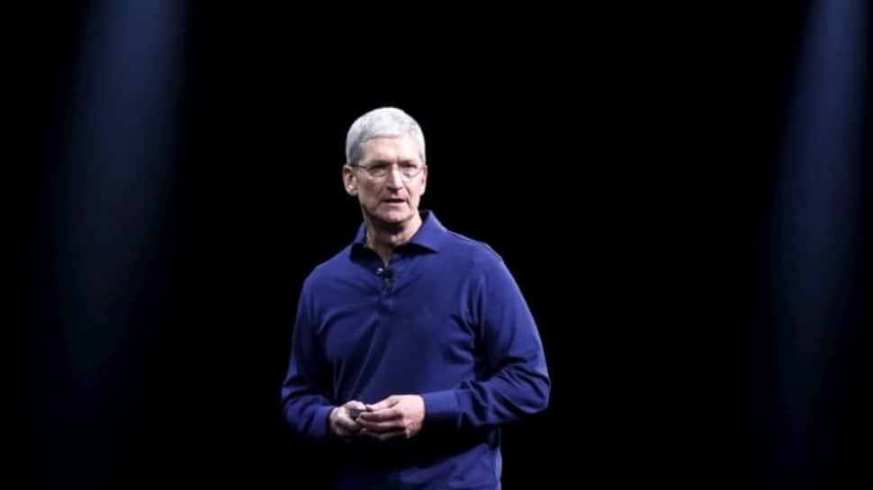 Apple CEO Tim Cook says 'calm heads' needed in looming US, China trade war