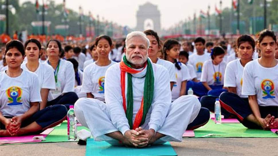 I am not Yoga teacher, but some people have made me one: PM Modi's friendly banter in Mann Ki Baat