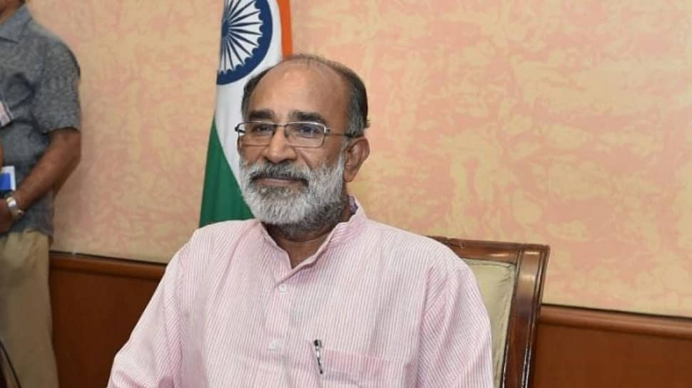 Don't believe in such fake stories: Union Minister KJ Alphons slams Rahul Gandhi on alleged Aadhaar data breach