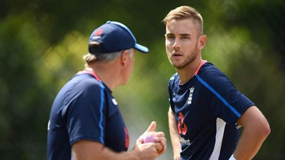 No suggestions of ball-tampering during Ashes: Stuart Broad