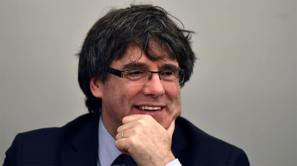 German police arrest ex-Catalan leader Puigdemont