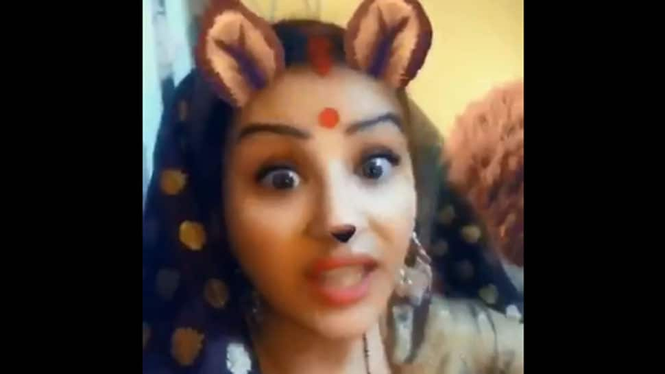 Shilpa Shinde turns 'Rinku Bhabhi', sings Sunil Grover's famous 'Jindagi Barbaad Ho Giya' song—Watch