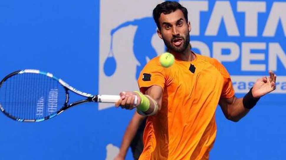 Minor abdominal injury rules Yuki Bhambri out of Davis Cup