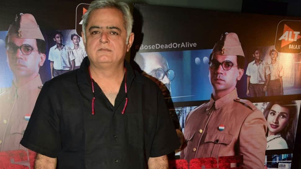Hansal Mehta to make directorial debut on digital platform with 'The Scam'