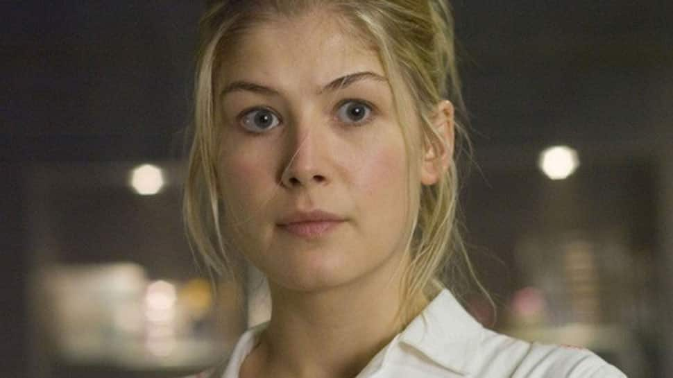Rosamund Pike wanted to play Mary Poppins in the sequel