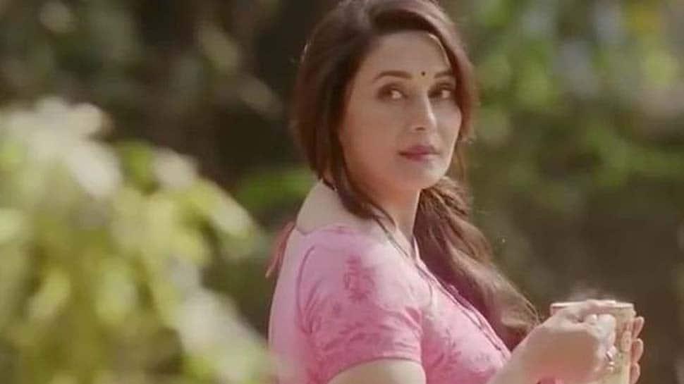 Madhuri Dixit unveils the teaser of her first Marathi film 'Bucket List'– Watch