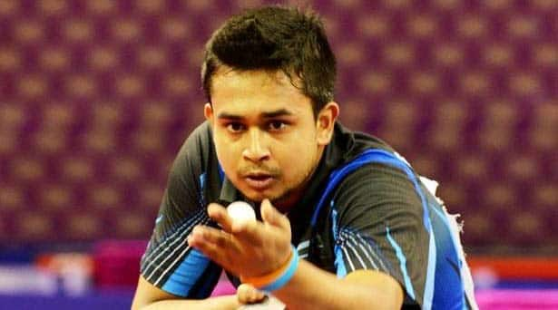 Soumyajit Ghosh dropped from Ultimate Table Tennis league player draft, Raj Mondal roped in as replacement