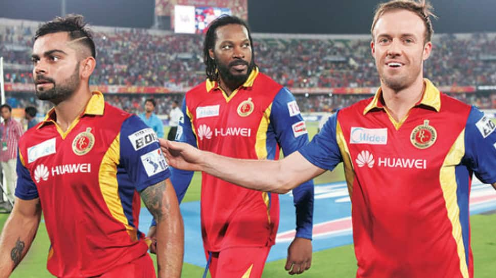 IPL: HP joins hands with Royal Challengers Bangalore as principal sponsor