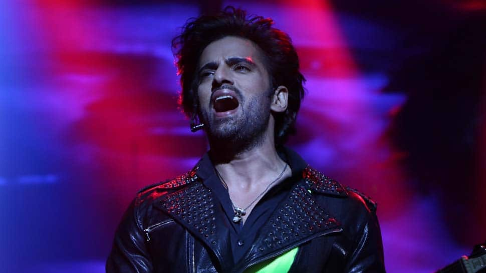 Mohit Malik continues shooting for show despite illness