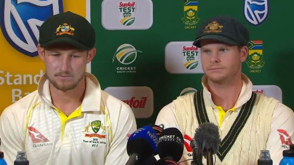 Watch: Australians sing 'We cheat at cricket, oh yes' in a hilarious mock at ball-tampering saga