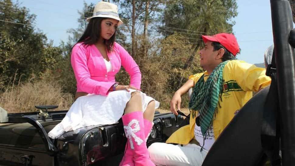 Move over 'Nirahua Rikshawala', Bhojpuri star Shahid Shams ready to entice with 'Devra Rikshawala'—See pics