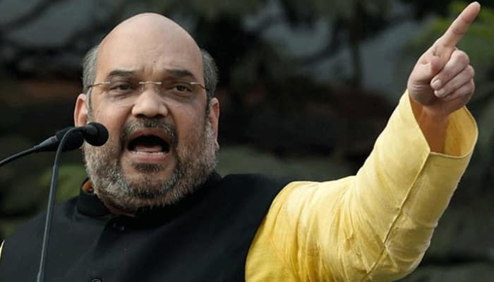 More farmers commit suicide when Congress is in power: Amit Shah