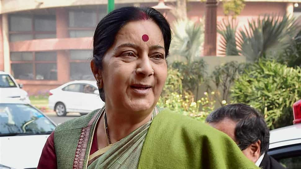 Congress runs Twitter poll on Indians killed in Iraq; Sushma Swaraj retweets, wins by a massive margin