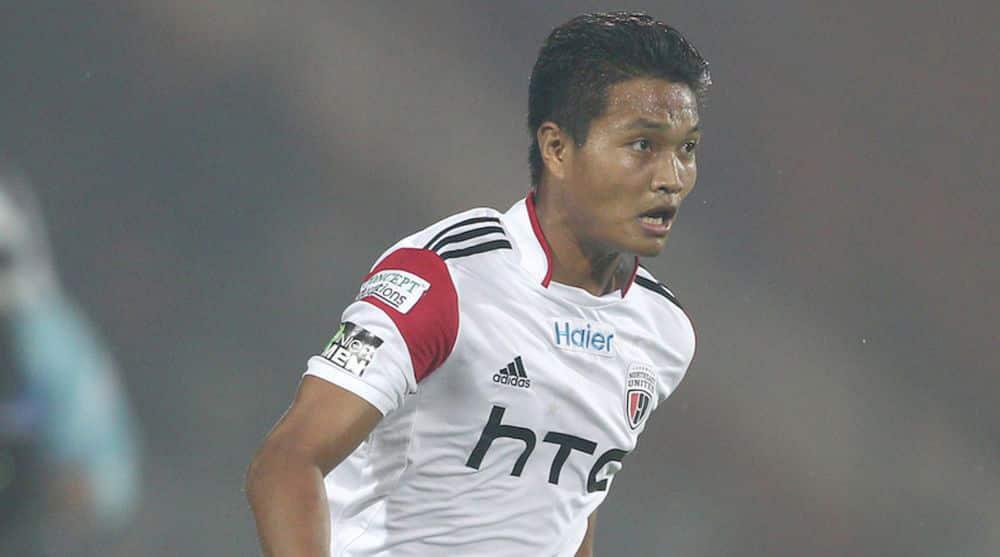 Bengaluru FC extend Boithang Haokip's contract